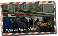 Chicago Nettlehorst French Market