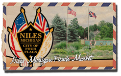 Niles Michigan French Market